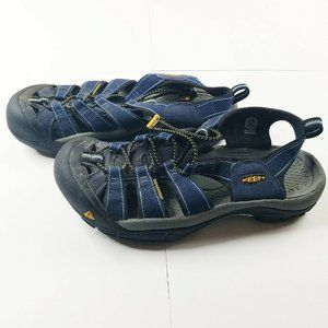 KEEN Whisper Size 9 Water Hiking Shoes Sandals